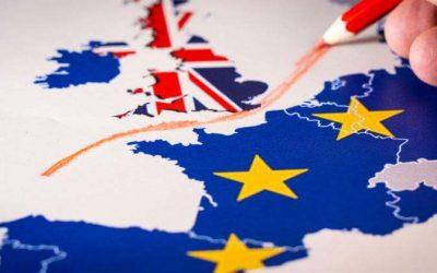 """La salida de Reino Unido de la UE (""""BREXIT""""), en términos aduaneros, pasarán a considerarse importaciones y exportaciones"""